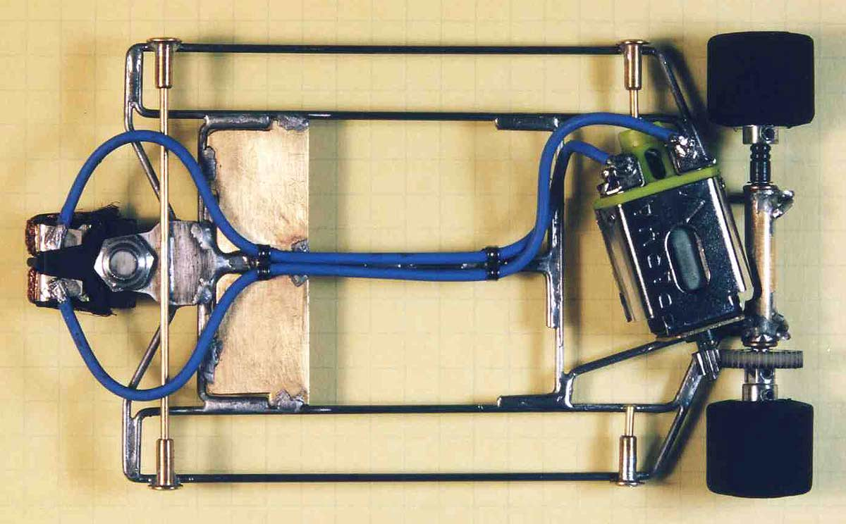 Build A Car From Scratch >> Reader's Gallery: Craig Supplee: Wing Car with ...